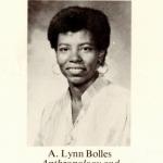 A. Lynn Bolles