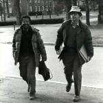 Randy Stakeman and Dan Levine
