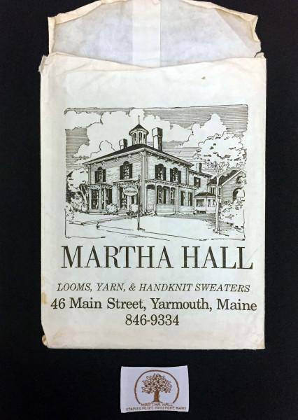 Martha Hall Yarn
